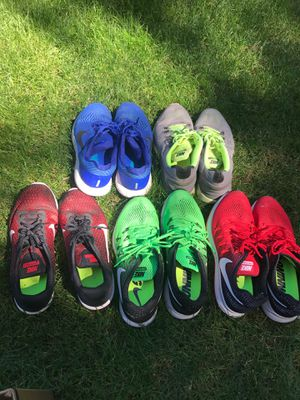 Men's Nike Running Shoes 10.5 for Sale in Renton, WA