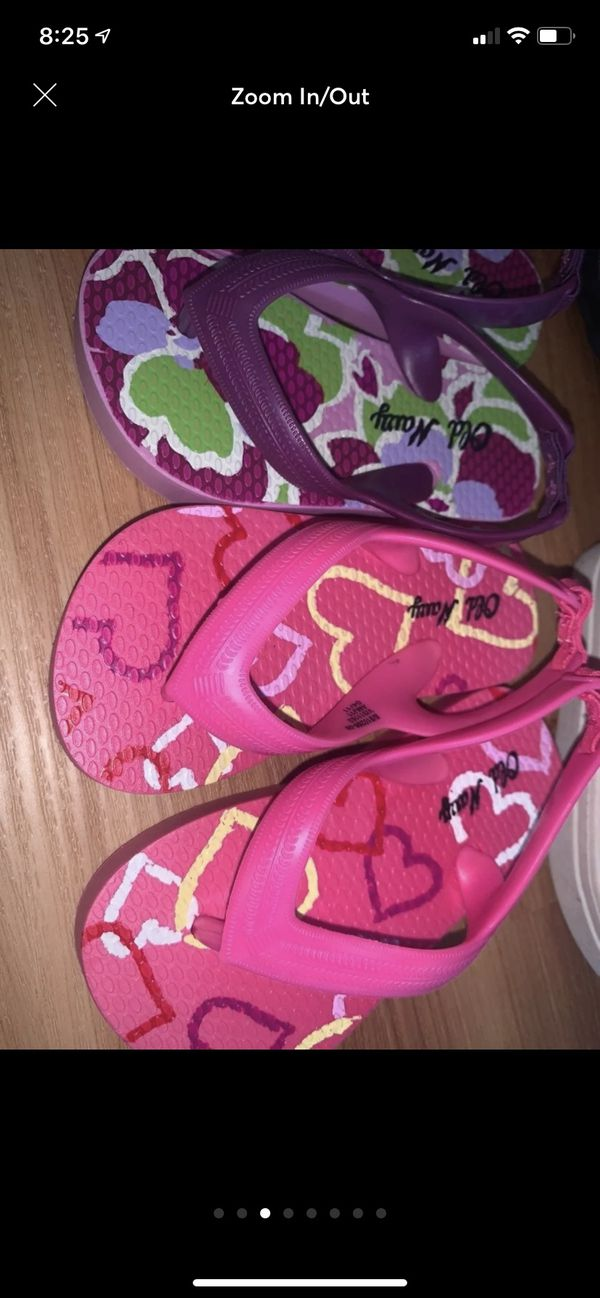 Toddler girls shoes and sandals