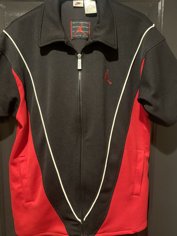 Vintage Jordan shooting shirt