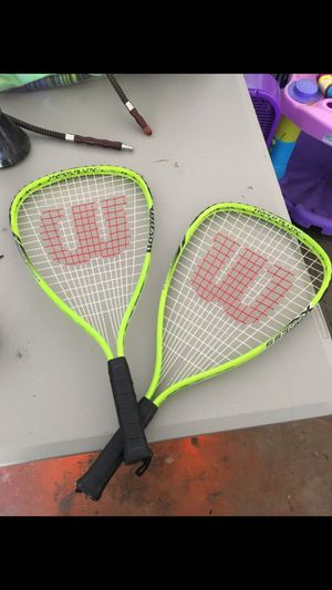 Wilson Tennis Racket for Sale in Riverview, FL