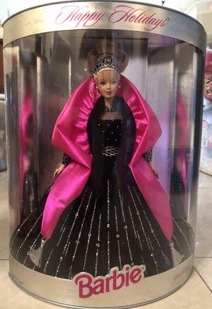 Happy Holidays Barbie for Sale in Miami Gardens, FL
