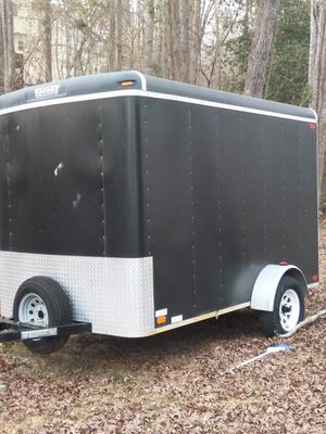 Bike is sold! Trailer needs to go! for Sale in Brentwood, NC