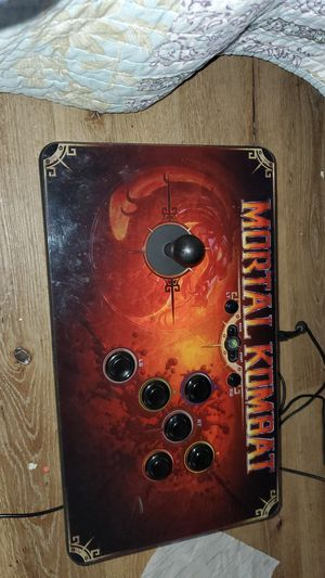 Xbox Mortal Kombat Fight Stick for Sale in San Diego, CA