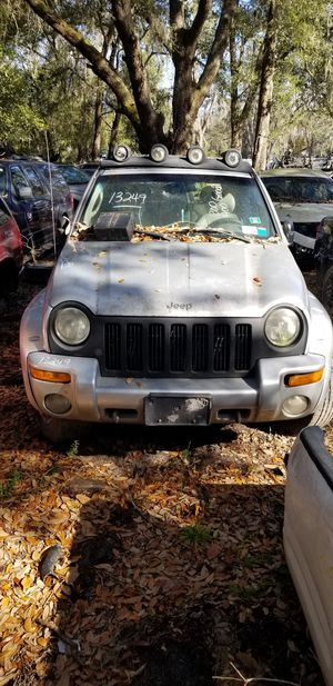 2003 Jeep Liberty for Sale in Seffner, FL