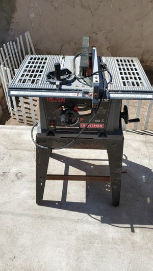 Table saw for sale for Sale in San Diego, CA