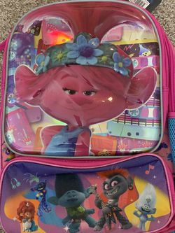 Trolls Kids School Bag for Sale in Redmond,  WA