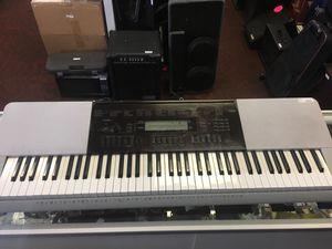 Casio wk-220 for Sale in Phoenix, AZ