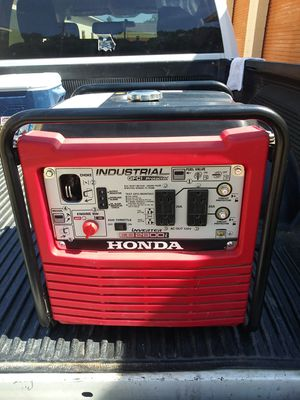 Honda EB 2800 Industrial power generator/ inverter for Sale in Smoke Rise, GA