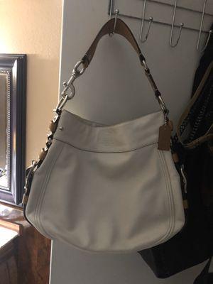 Authentic leather Coach purse for Sale in Avondale, AZ
