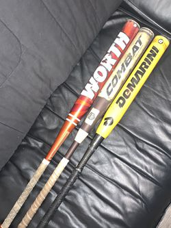 Softball Bats And Bat Bag. for Sale in Federal Way,  WA