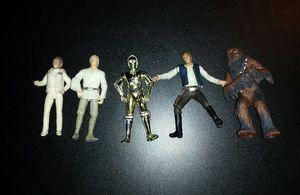 Retro Star Wars 3.75inch Hasbro Bundle for Sale in Antioch, CA