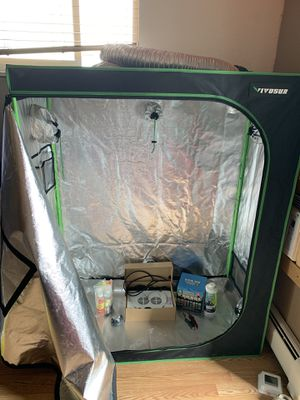 Grow kit!!! Everything youll need! for Sale in Wheat Ridge, CO