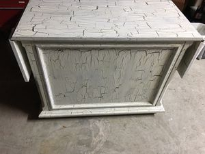 White cabinet for Sale in Missouri City, TX