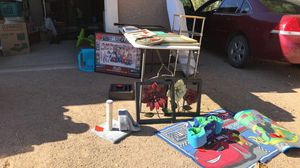 Yard sale in gold canyon for Sale in Scottsdale, AZ