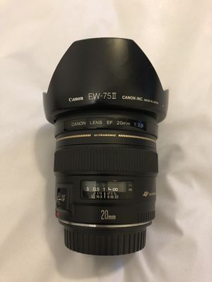 Canon 20mm f/2.8 for Sale in Seattle, WA