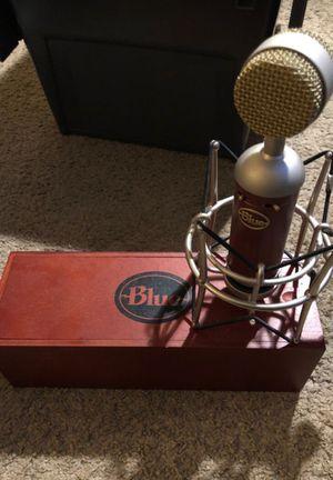 Blue mic for Sale in Providence, RI