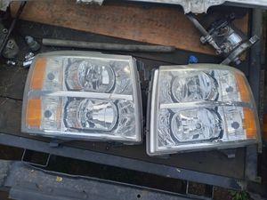 08 Duramax headlights for Sale in Rainier, WA