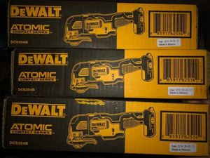 Dewalt 20v Brushless Multi Tools PRICE FOR EACH for Sale in Las Vegas, NV