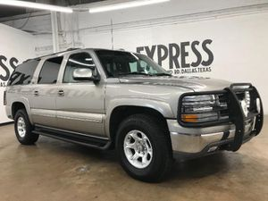 2001 Chevrolet Suburban for Sale in Dallas, TX