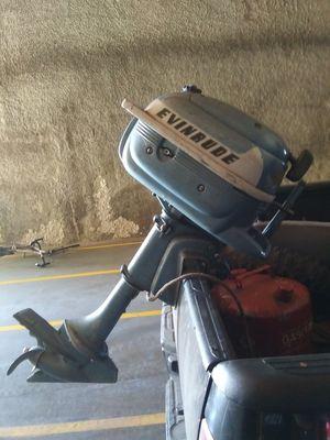 Evinrude Boat Motor for Sale in East Wenatchee, WA
