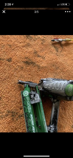 Hitachi nail gun for Sale in Vallejo, CA