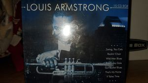 Louis Armstrong 15 CD set for Sale in CARPENTERSVLE, IL