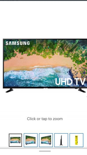 """Samsung 40"""" Smart TV4K with HDR for Sale in Everett, WA"""