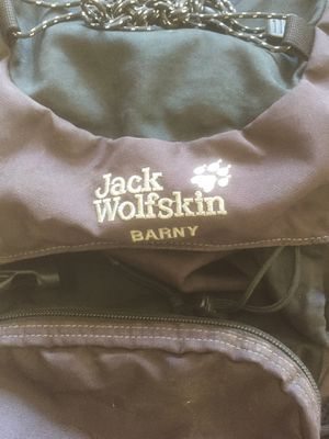Jack Wolfskin Barny daypack with Air mesh breathable back panel for Sale in Yelm, WA
