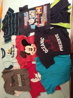 3T to 4T kid's clothes for Sale in Honolulu, HI