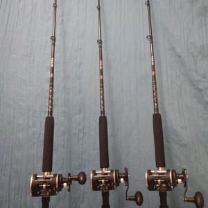 Weekend SALE. 3 NEW PENN RIVAL 20LW COMBOS for Sale in Fort Lauderdale, FL