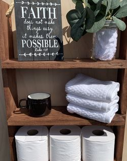 Rustic Hanging Shelf for Sale in Newberg,  OR