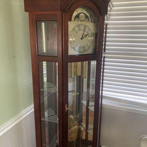 Ridgeway Grandfather Clock for Sale in Pasadena, TX