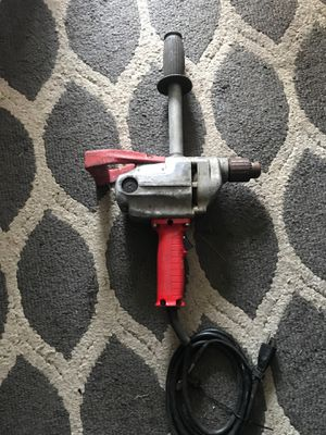Milwaukee Heavy Duty 1/2 inch drill for Sale in Eastampton Township, NJ