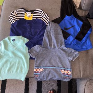 Toddler Boys Clothes 2T for Sale in Catonsville, MD