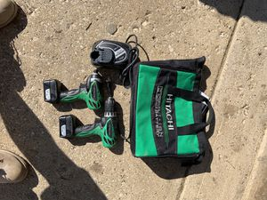 Impact driver and drill combo for Sale in Parma, OH