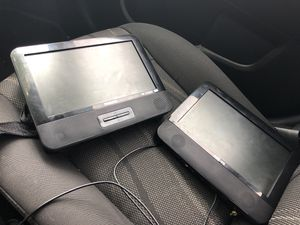 Philips car dvd TV set for Sale in Washington, DC