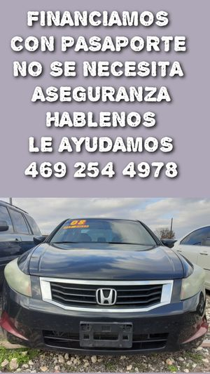 HABLEME 469 254 4978$1000 ENGANCHE $200XQUINCENA TODOS CALIFICAN! for Sale in Wylie, TX