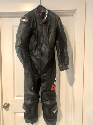 Dainese leather suit for Sale in Maple Valley, WA