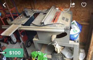 Ryobi table saw for Sale in Pittsburgh, PA
