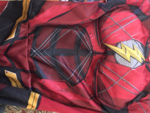 Flash costume size 5-6 for Sale in Federal Way, WA