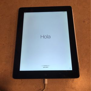 iPad 4th Generation 16gb for Sale in Phoenix, AZ