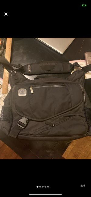 OGIO laptop tech spec messenger bag for Sale in The Bronx, NY