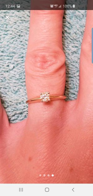Engagement ring for Sale in Bartow, FL