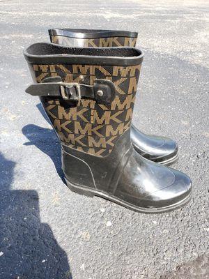 Women's Michael Kors rain boots for Sale in Dublin, OH