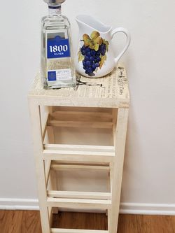 Wine Rack Or Small Table for Sale in Los Angeles,  CA