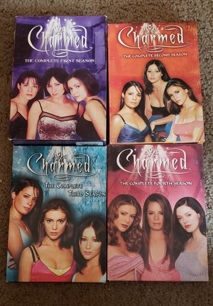 Charmed first 4 seasons for Sale in Arvada, CO