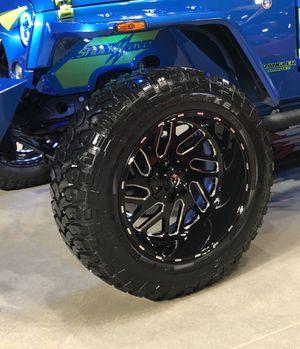 Fuel Wheels for Sale in St. Cloud, FL