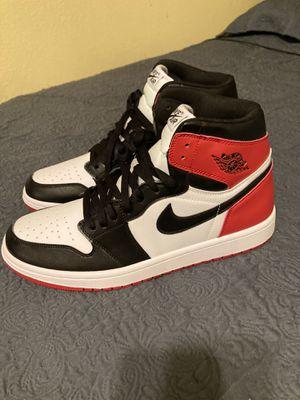 "Air Jordan Retro 1 ""BlackToe size12 for Sale in Baton Rouge, LA"