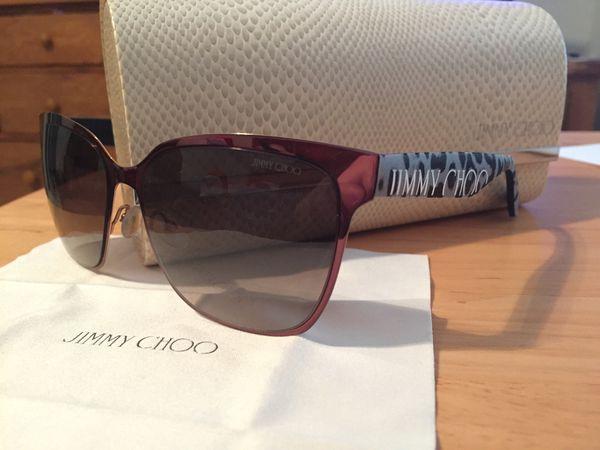 Jimmy Choo Sunglasses-brand new