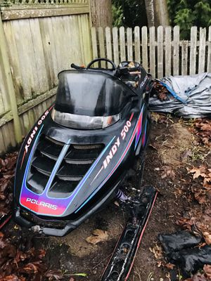 2 snowmobile's for the price of one for Sale in Bothell, WA